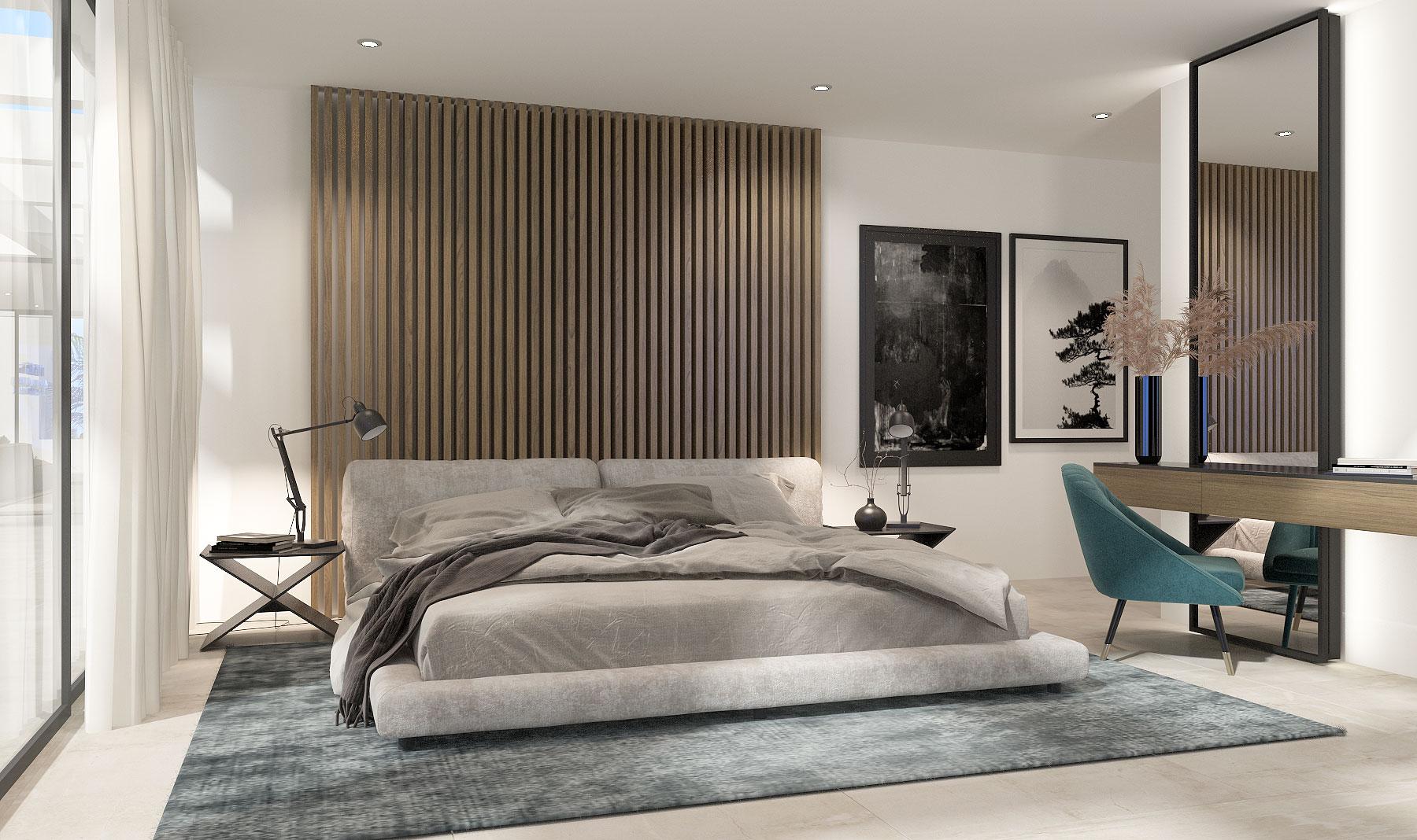 Bedroom front 2